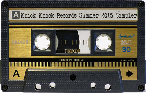 Knick Knack Records Summer 2015 Sampler