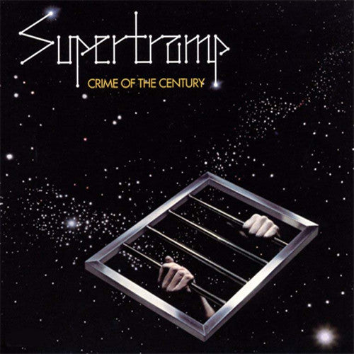 Supertramp Crime of The Century - cassette