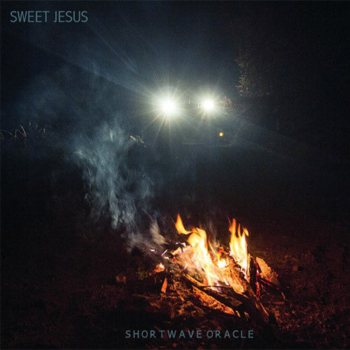 Sweet Jesus Shortwave Oracle - cassette