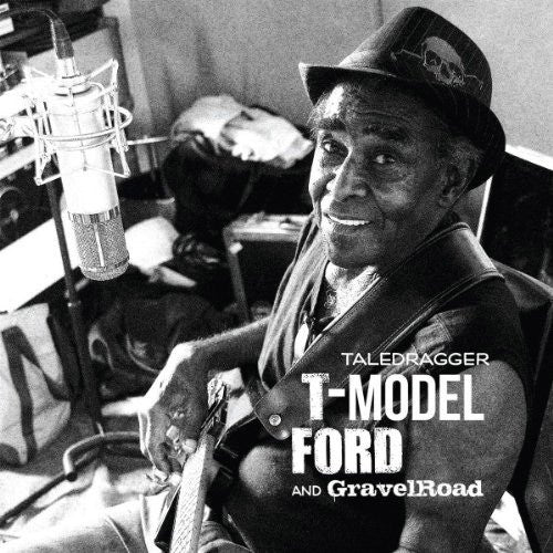T-Model Ford and GravelRoad Taledragger - compact disc