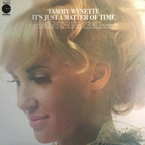 Tammy Wynette It's Just A Matter of Time - vinyl LP