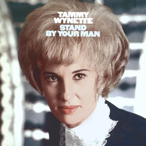 Tammy Wynette Stand By Your Man - vinyl LP