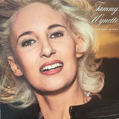 Tammy Wynette You Brought Me Back - vinyl LP