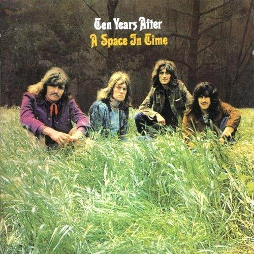 Ten Years After A Space In Time - vinyl LP