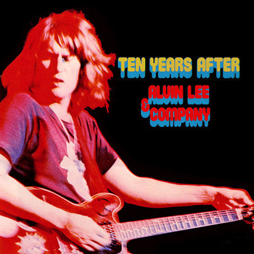 Ten Years After Alvin Lee & Company - vinyl LP