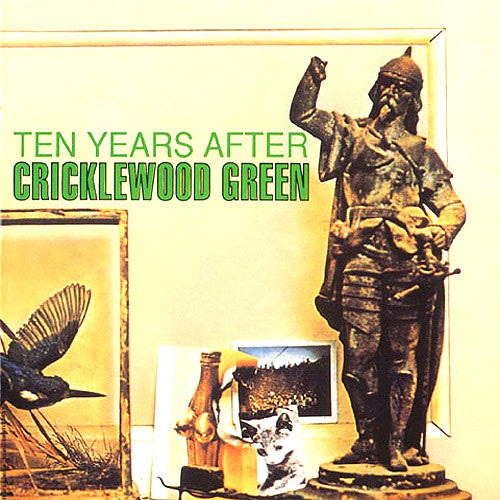 Ten Years After Cricklewood Green - vinyl LP