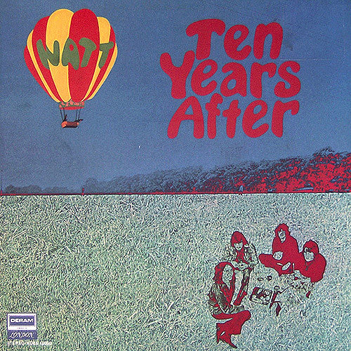 Ten Years After Watt - vinyl LP