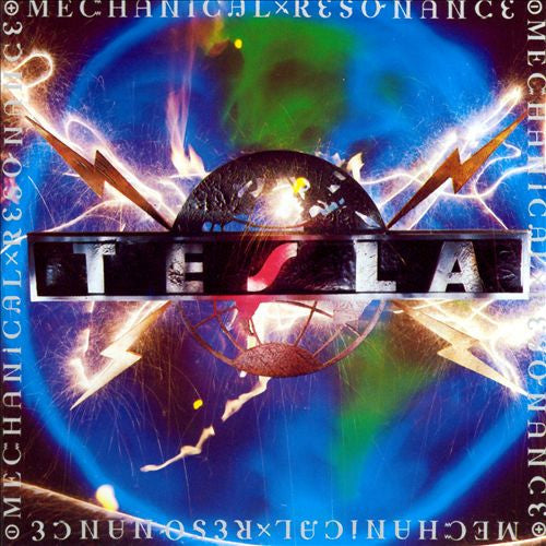 Tesla Mechanical Resonance - cassette