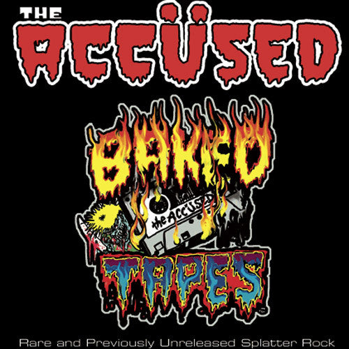 The Accused Baked Tapes - vinyl LP