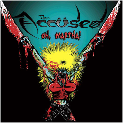 The Accused Oh, Martha! - vinyl LP