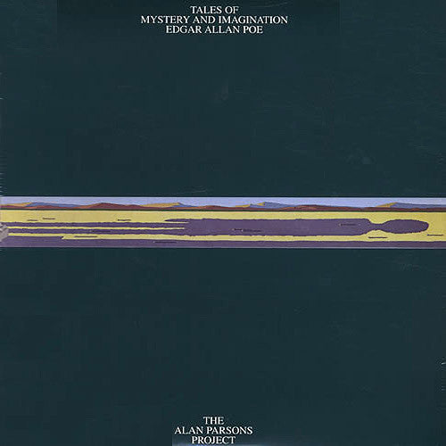 The Allan Parsons Project Tales Of Mystery and Imagination Edgar Allan Poe - vinyl LP
