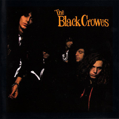 The Black Crowes Shake Your Money Maker - cassette