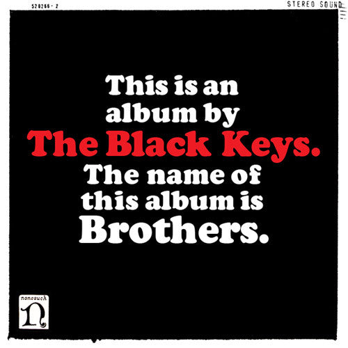 The Black Keys Brothers - vinyl LP