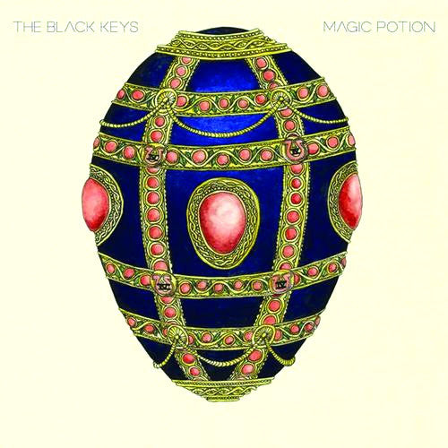 The Black Keys Magic Potion - vinyl LP