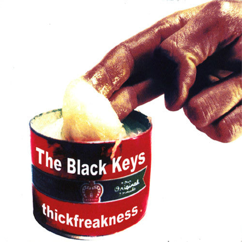 The Black Keys Thickfreakness - vinyl LP