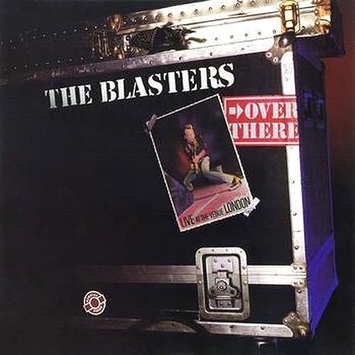 The Blasters Live at the Venue London - vinyl LP