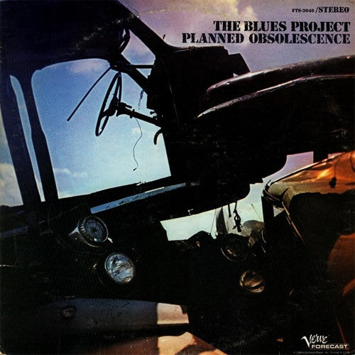 The Blues Project Planned Obsolescence - vinyl LP