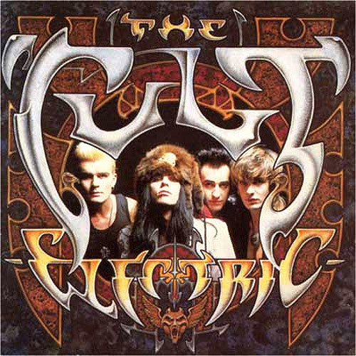 The Cult Electric - vinyl LP