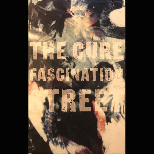 The Cure Fascination Street / Babble - cassette single