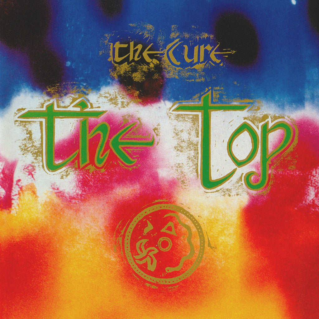 The Cure The Top - vinyl LP