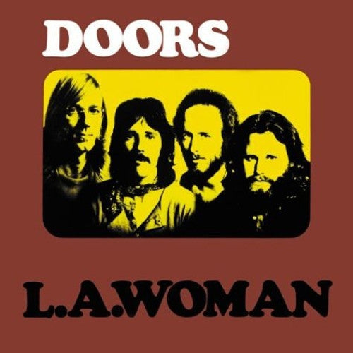 The Doors LA Woman - compact disc