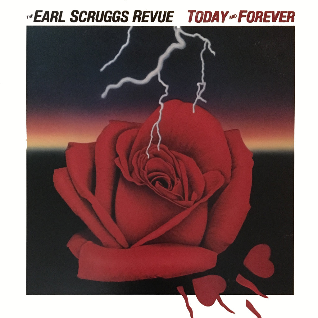 The Earl Scruggs Revue Today and Forever - vinyl LP