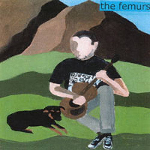 The Femurs - compact disc