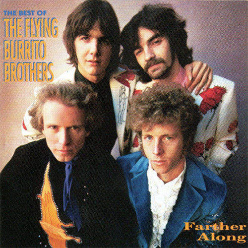 The Flying Burrito Brothers Farther Along - cassette