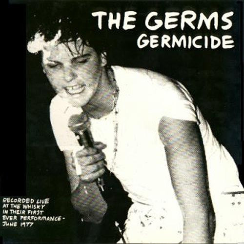 The Germs Germicide - vinyl LP