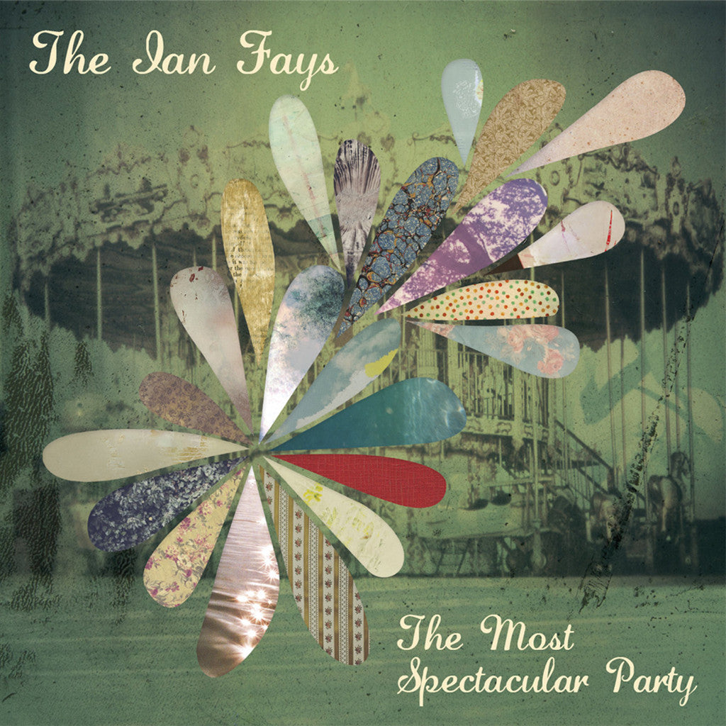 The Ian Fays The Most Spectacular Party - vinyl LP