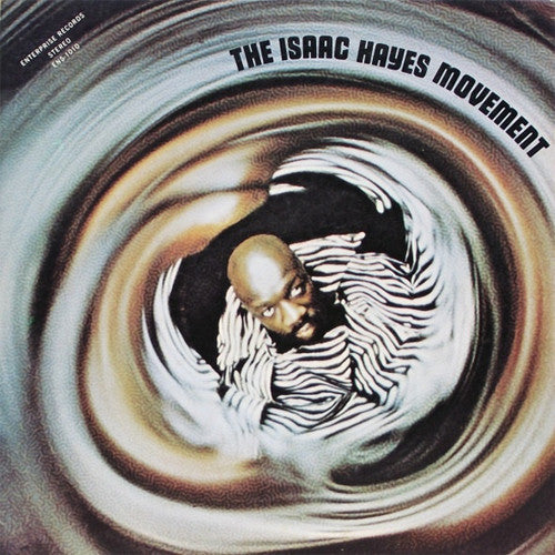 The Isaac Hayes Movement - vinyl LP