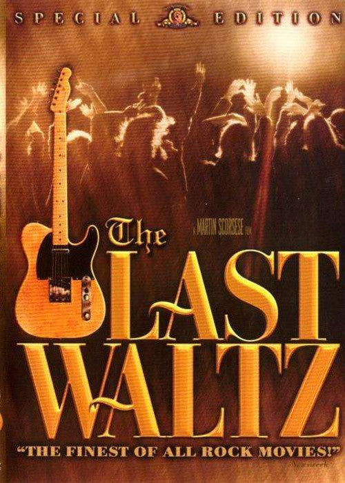 The Last Waltz - DVD