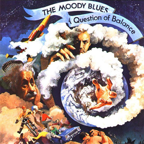 The Moody Blues A Question of Balance - vinyl LP