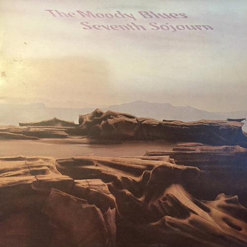 The Moody Blues Seventh Sojourn - vinyl LP