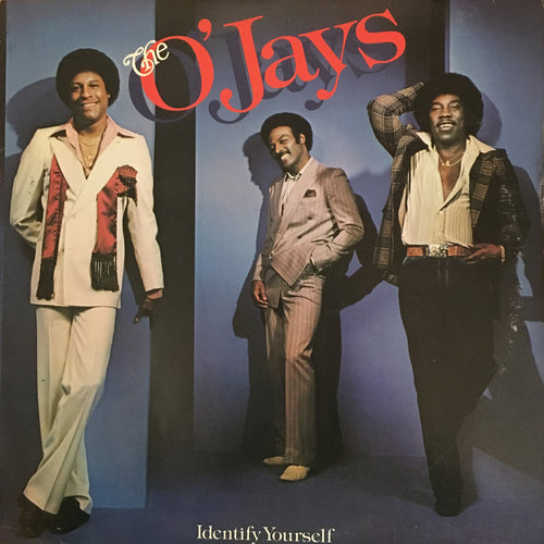 The O'Jays Identify Yourself - vinyl LP