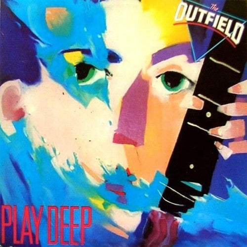 The Outfield Play Deep - cassette