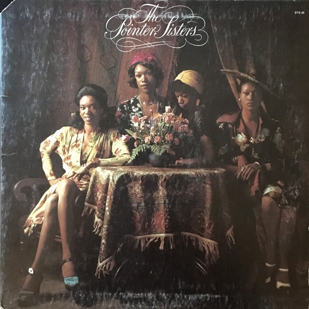 The Pointer Sisters - vinyl LP