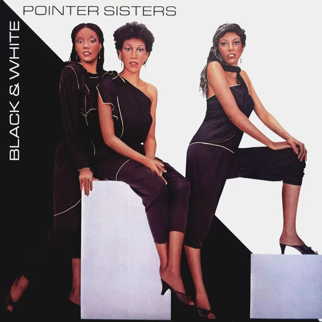 The Pointer Sisters Black & White - vinyl LP