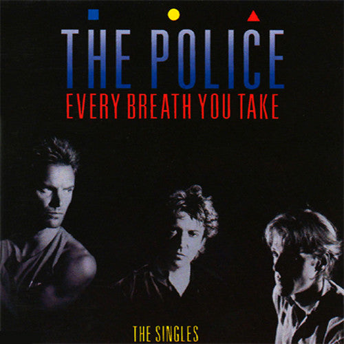 The Police Every Breath You Take The Singles - compact disc