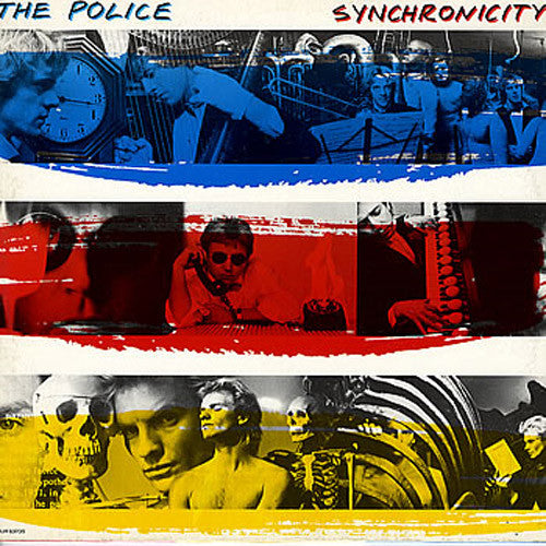 The Police Synchronicity - cassette