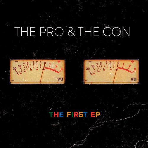 The Pro & The Con The First EP - ten inch vinyl