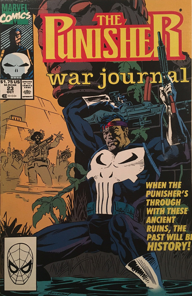 The Punisher War Journal #23 - comic book