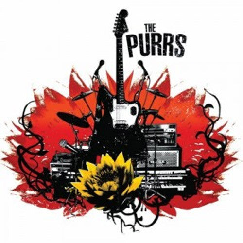 The Purrs - compact disc