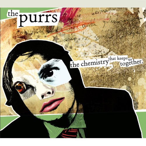 The Purrs The Chemistry That Keeps Us Together - compact disc