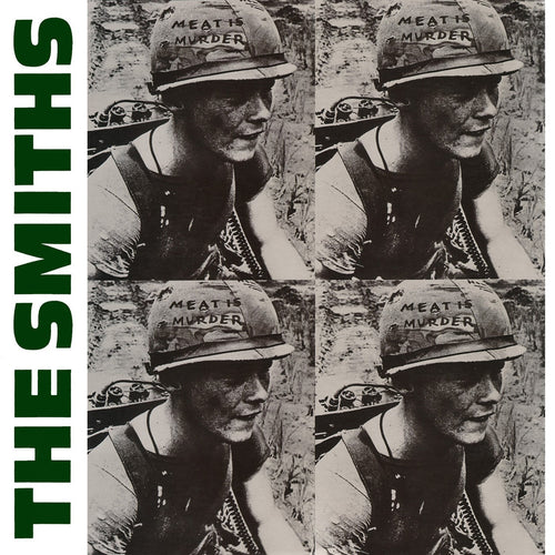 The Smiths Meat Is Murder - vinyl LP