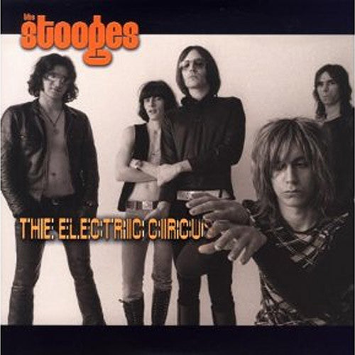 The Stooges Electric Circus - vinyl LP