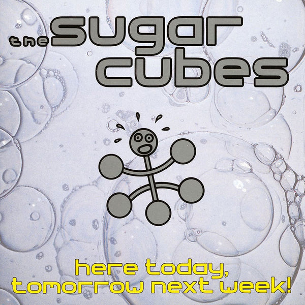 The Sugarcubes Here Today Tomorrow Next Week - cassette