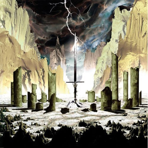The Sword Gods Of The Earth - vinyl LP