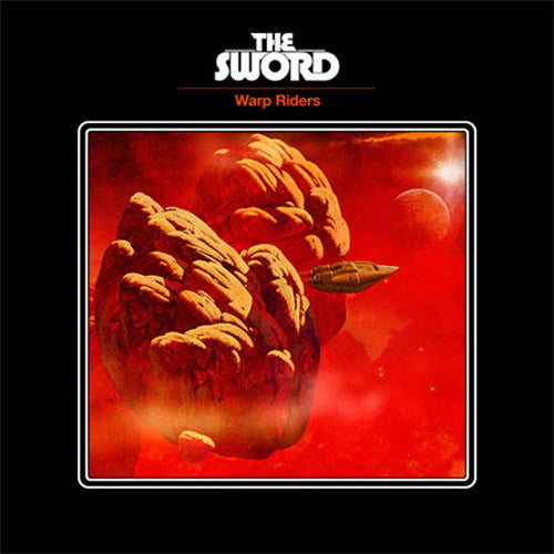 The Sword Warp Riders - vinyl LP