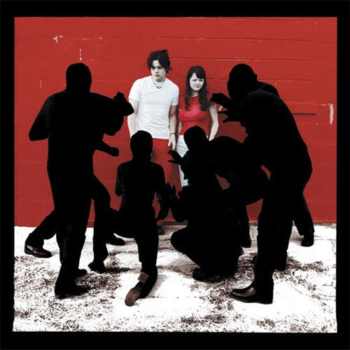 The White Stripes White Blood Cells - vinyl LP